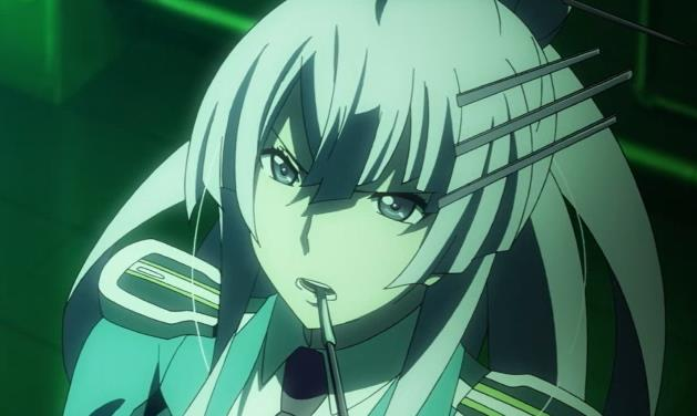 Heavy Object Episode 21 Subtitle Indonesia