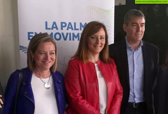Coalición Canaria La Palma organiza un encuentro abierto y participativo con Fernando Clavijo y Ana Oramas
