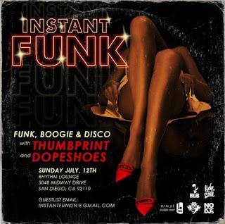 Instant Funk Vol 1