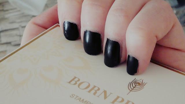 Born Pretty Matte Black