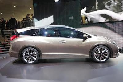 Honda Civic Tourer 2018 Review, Specification, Price, Design
