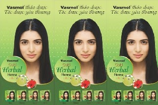 Nhuộm tóc VASMOL