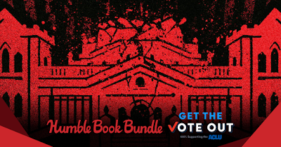 Humble Charity Book Bundle: Get the Vote Out