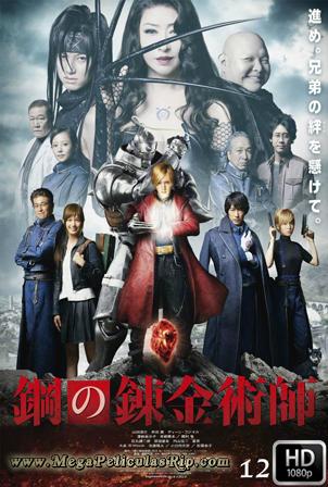 Fullmetal Alchemist (2017) [1080p] [Latino-Japones] [MEGA]