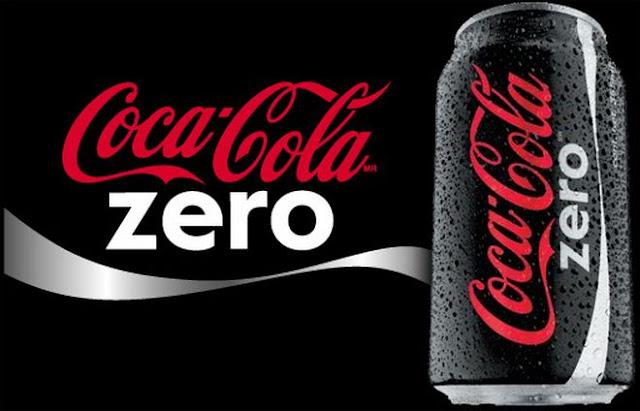 Σταματάει στις ΗΠΑ η Coca Cola Zero