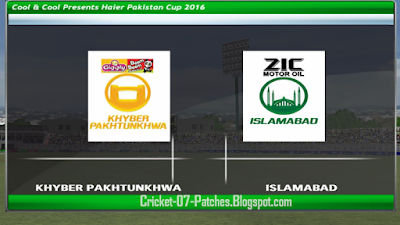 Pakistan Cup 2016 Patch For Cricket 07 Screenshots