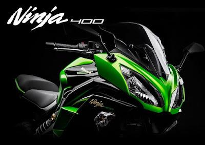 Kawasaki Ninja 400R