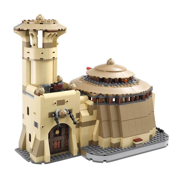 Lego Star Wars Jabba Palace