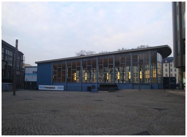 Tränenpalast em Berlim