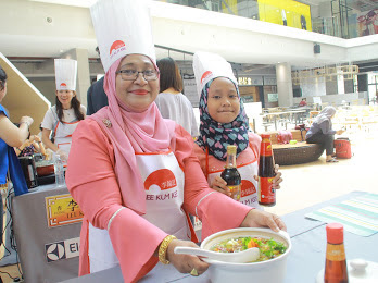 Lee Kum Kee, LKK My Fun Cooking 2017, Desa Home, SK Market, Electrolux, One Space, The Square, One City, cooking competition, Chinese cuisines, oyster sauces
