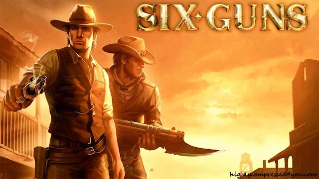 Six Guns 00