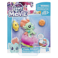 MLP The Movie Flash Feather Baby Hippogriff Figure