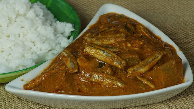 Anchovy-Fish-Curry
