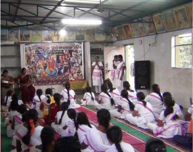 Annual Shaka Day of Rashtra Sevika Samiti held in Chennai