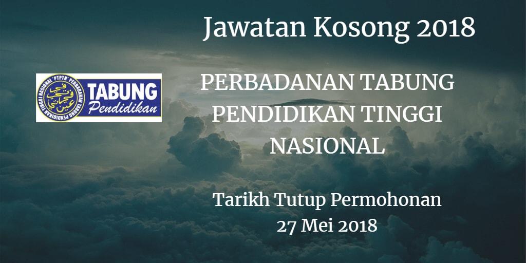 Jawatan Kosong PTPTN 27 Mei 2018