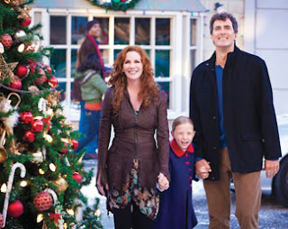 THE CHRISTMAS PAGEANT (2011). Melissa Gilbert stars in this Hallmark film. All text is © Rissi JC and RissiWrites.com