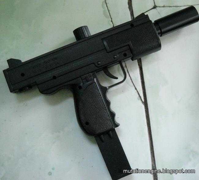 Disassembly, DIY, My Airsoft gun, And Other Things: More