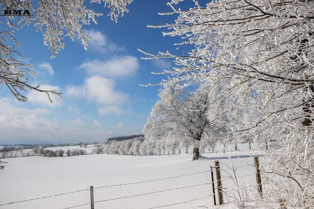 Langlauf Test Loipe Schneebericht gespurt Taufstein Vogelsberg Loipenhaus BMA outdoor