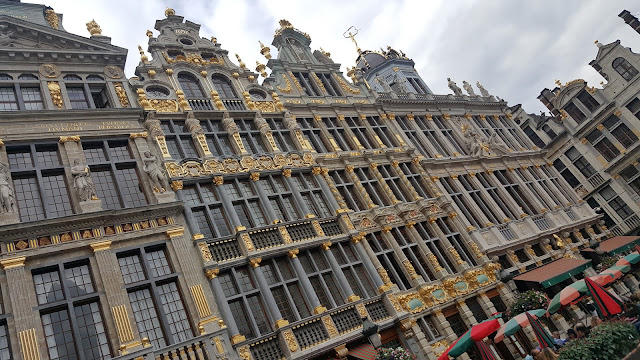 Grand Place, a praça mais bonita do Mundo - Bruxelas - Bélgica
