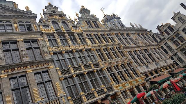 Grand Place, a praça mais bonita do Mundo - Bruxelas - Bélgica