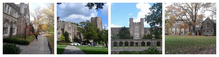 Visiter Durham Duke Campus