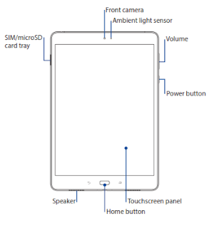 ASUS ZenPad Z10 (ZT500KL, Verizon exclusive) Manual PDF Download