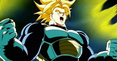 DBZ: Ultra Super Saiyan Trunks