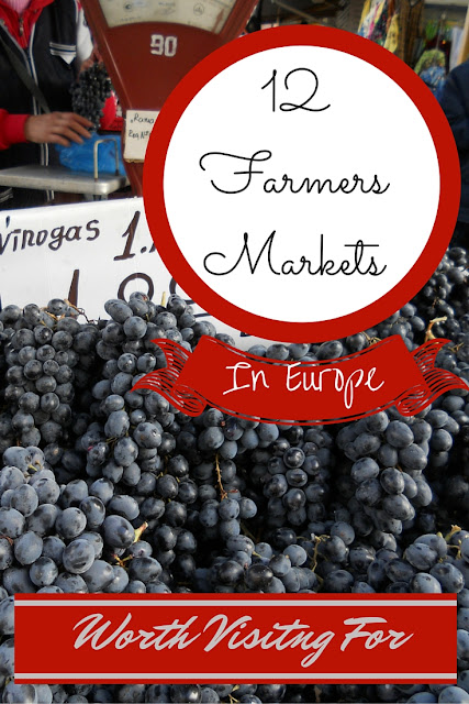 Best Food Markets in Europe: 12 cities to visit because of their food halls and farmers markets