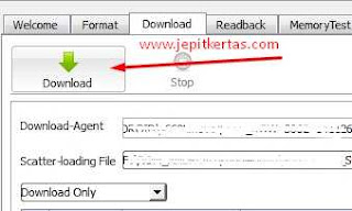 Flash Alcatel Flash 2 via Flash Tool