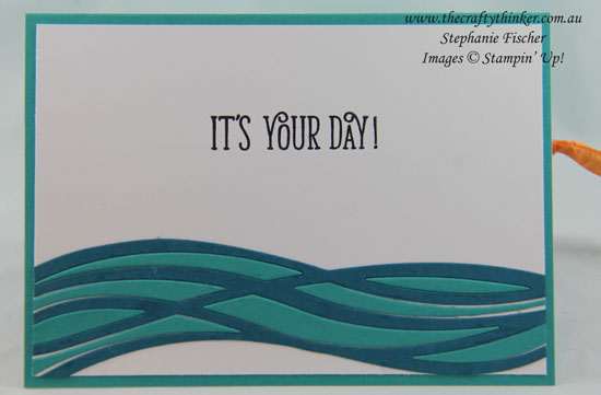 #inkitstampit, Layering Seasons, Double Slider,Sunset sponging, #thecraftythinker, Stampin up Australia Demonstrator, Stephanie Fischer, Sydney NSW
