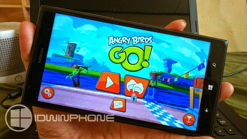 how to download angry birds go