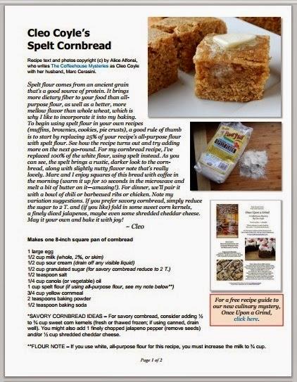 Spelt cornbread pdf cover cleo coyleg forumfinder Gallery