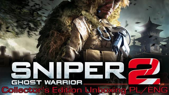 SNIPER GHOST WARRIOR 2 COLLECTORS EDITION-PROPHET