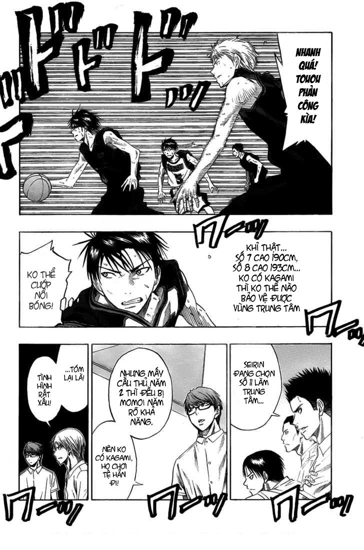 Kuroko No Basket chap 045 trang 15