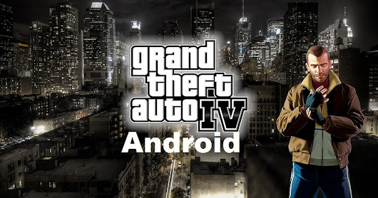 """Grand theft auto lV mod 500 Megas Cualquier Android"""