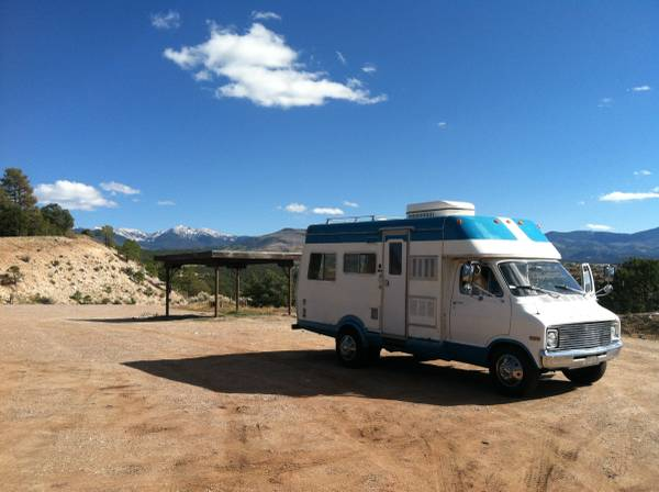 Used Rvs 1976 Dodge Mobile Traveler For Sale For Sale By Owner