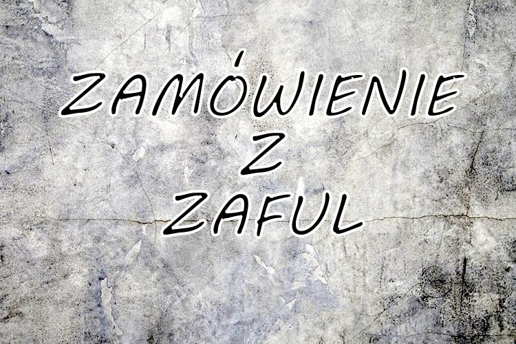 Letnie zamówienie z Zaful