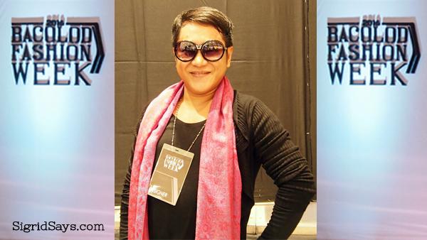 Bacolod Fashion Week Christopher Mallo