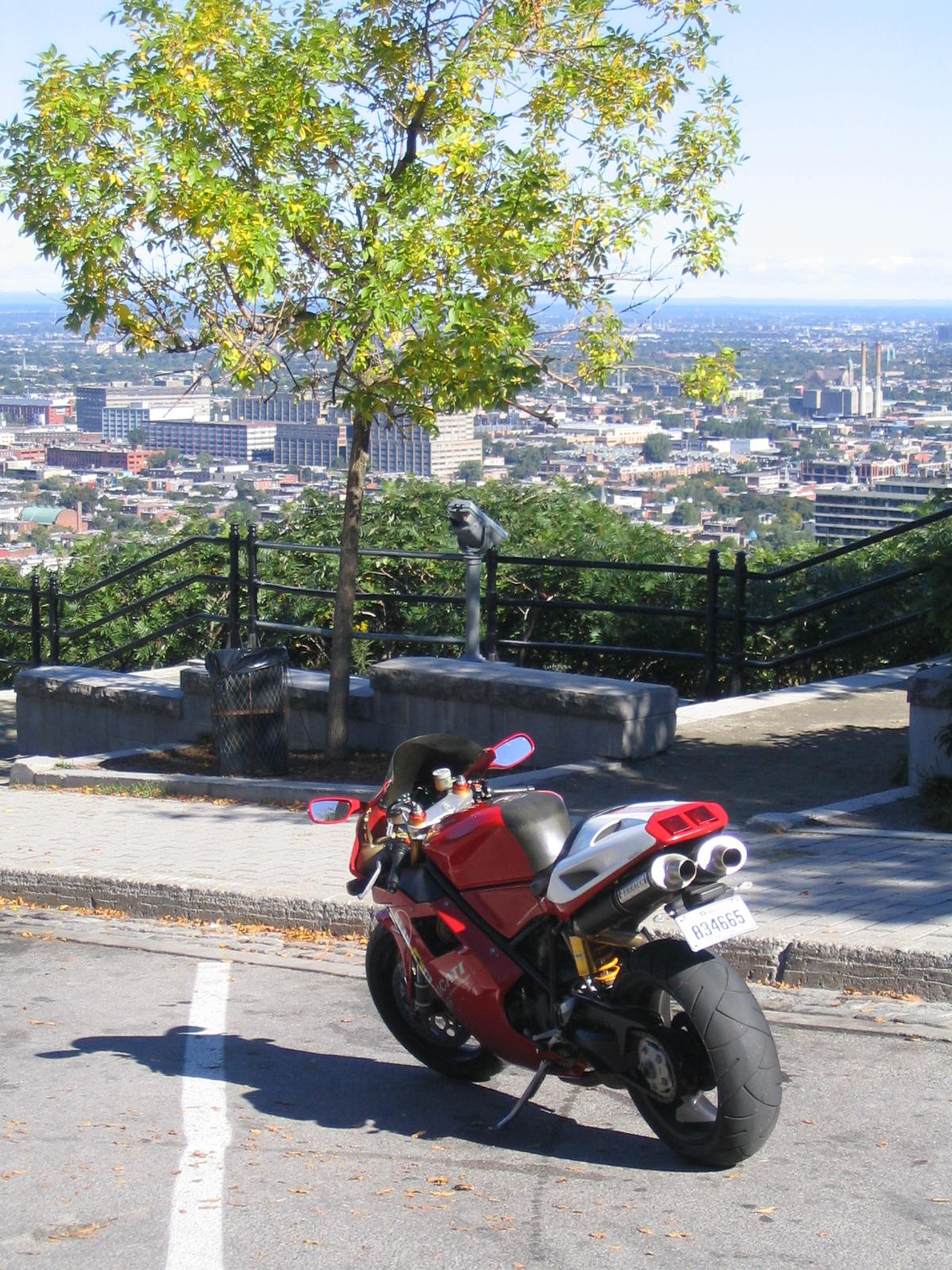 Ducati 916 Montreal