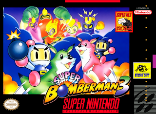 Super Bomberman 3 [ SNES ]