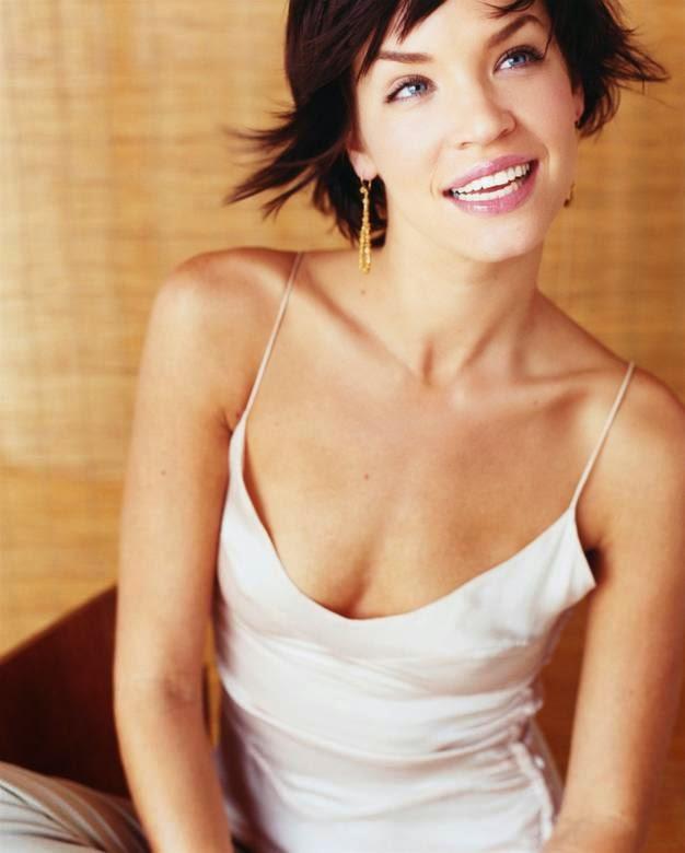 Hollywood Actress Wallpaper: Ashley Scott Wallpapers Free