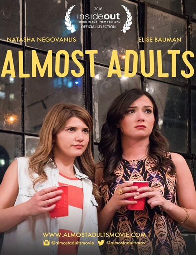 Ver Almost Adults (2016) Online
