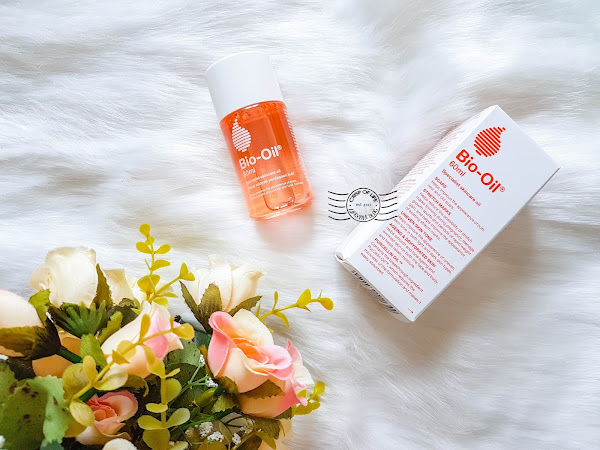 Be Confident in Your Own Skin, #makeyourmark with Bio-Oil