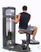 seated rotation machine