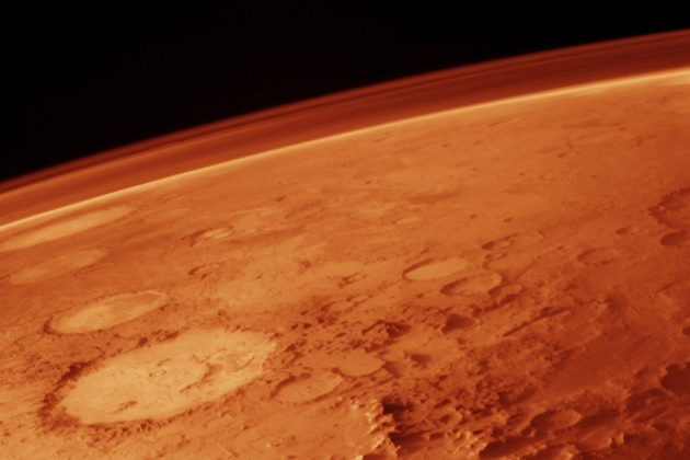 To Mars Express ανακαλύπτει υγρή λίμνη στον πλανήτη Άρη