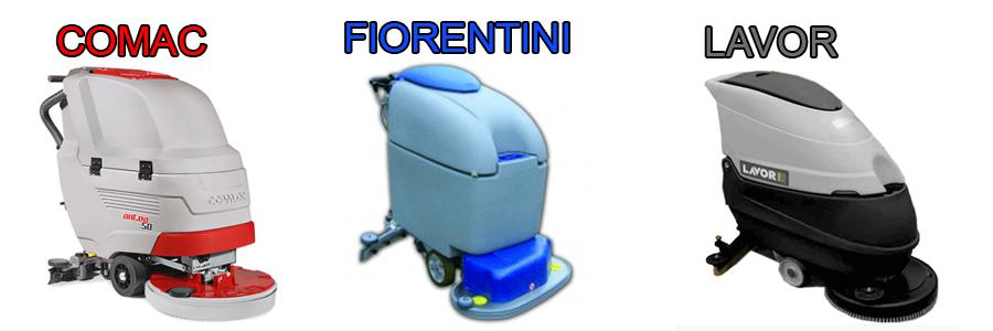 Máy chà sàn chính hãng nhập khẩu Italy