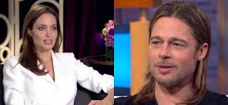 Angelina Jolie e Brad Pitt divorziano