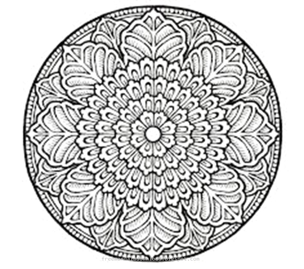 schwierige mandalas f r erwachsene free mandala download. Black Bedroom Furniture Sets. Home Design Ideas