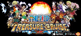 لعبة One Piece Treasure Cruise v7.3.0 مهكرة كاملة للاندرويد (اخر اصدار)