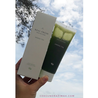 althea korea, althea, althea real fresh skin detoxer, real fresh skin detoxer, review real fresh skin detoxer, harga althea real fresh skin detoxer, althea beauty, althea x get it beauty